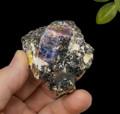 Sapphire (Corundum) in Matrix, 55x55x42mm, 165g