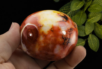 Colorful Madagascar Banded Agate