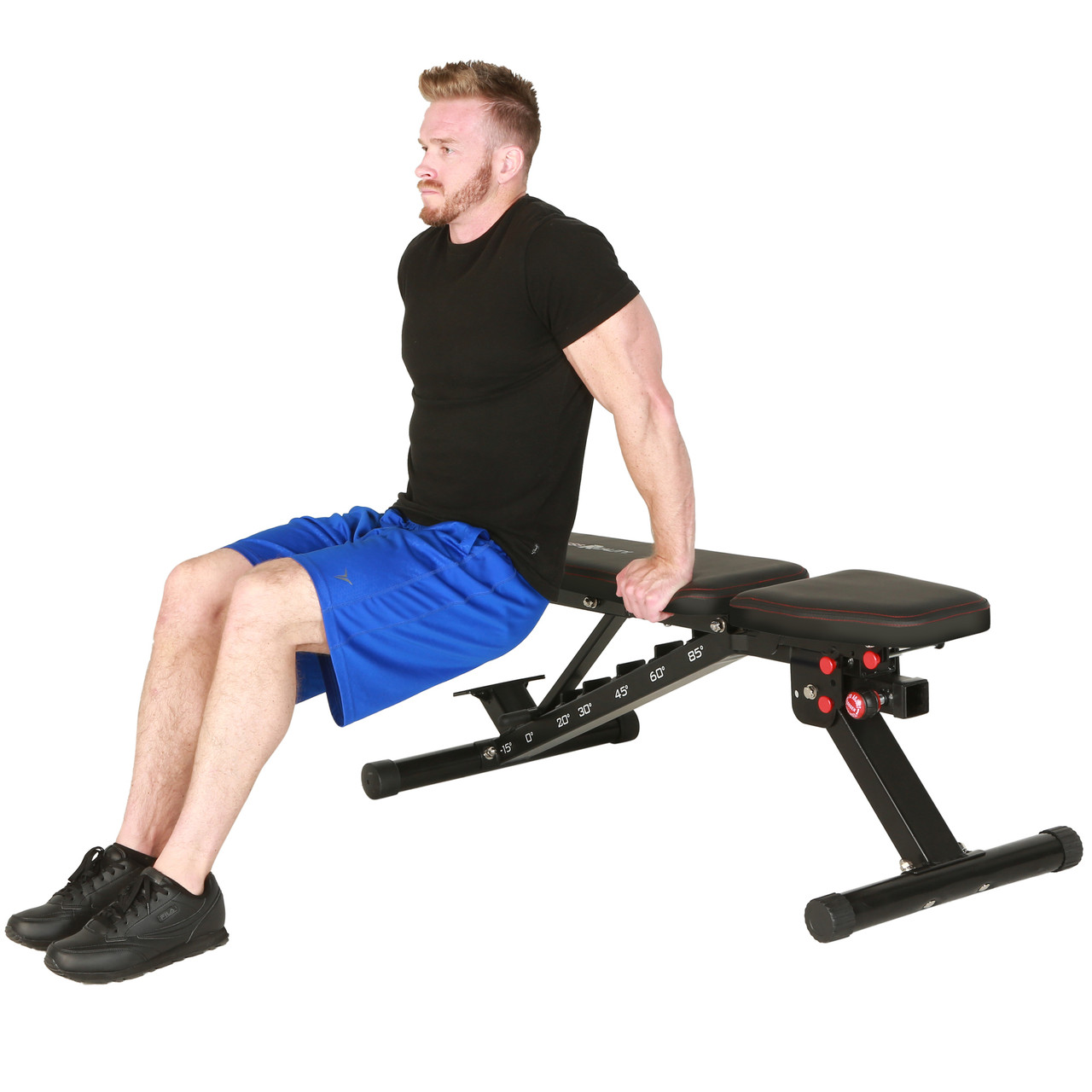 Fitness Reality 1000/Super Max Banc de Musculation