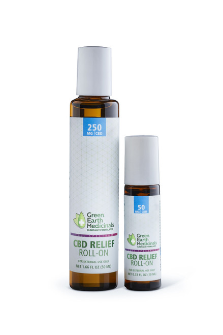 CBD Roll-on in two sizes