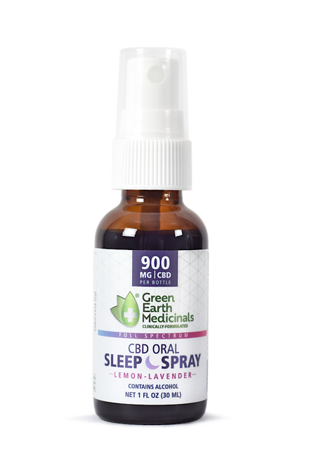 CBD ORAL | Sleep Spray