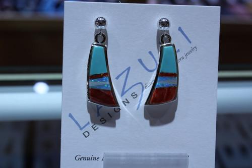 Lazuli earrings SS75986