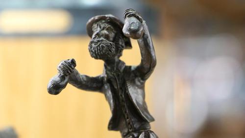 Bronze Statue SS15801