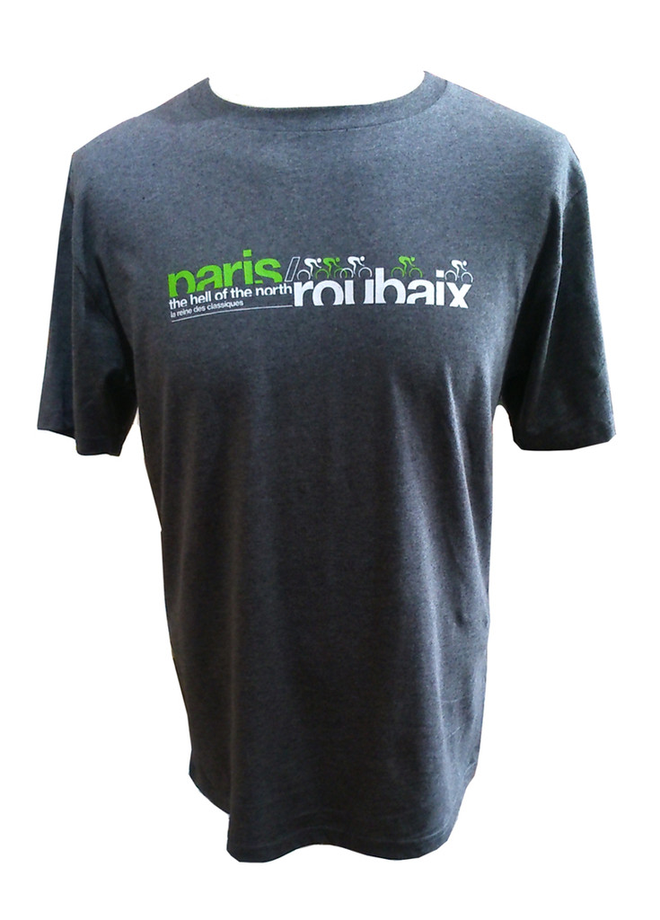 paris roubaix cycling mens tshirt