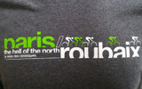 paris roubaix cycling mens t shirt