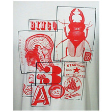 Bits & Bobs collage mens T shirt