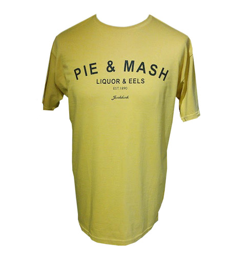pie and mash t shirt