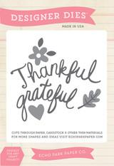 Thankful Die Set