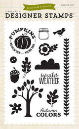 Sweater Weather 4x6 Stamp