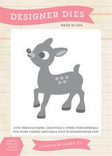 Reindeer Games Die Set