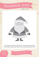 Santa Die Set