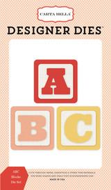 ABC Blocks Die Set