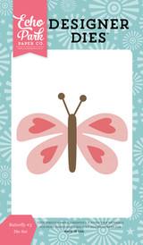 Butterfly #3 Die Set