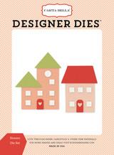 Houses Die Set
