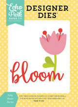 Tulips Bloom Die Set