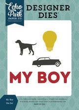 My Boy Die Set
