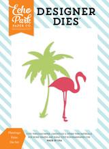 Flamingo Palm Die Set