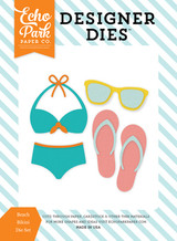Beach Bikini Die Set
