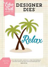 Palm Trees Die Set