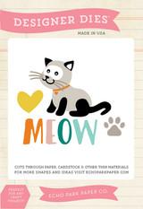 Cat's Meow Die Set