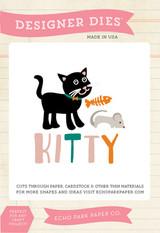 Kitty Die Set