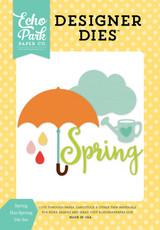 Spring Has Sprung Die Set