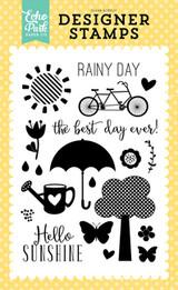 Sunshine 4x6 Stamp