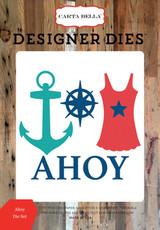 Ahoy Die Set