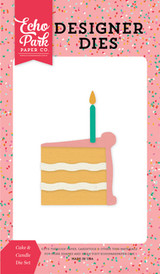 Cake & Candle Die Set