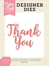 Script Thank You Die Set