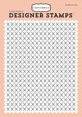 Designer Diamond A2 Stamp