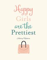 Happy Girls Art Print - 11x14