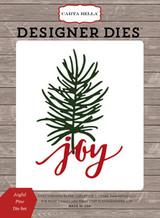 Joyful Pine Die Set