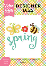 Bloom Into Spring Die Set
