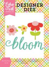 Blooming Flowers Die Set