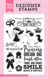 I Believe in Fairy Tales Stamp