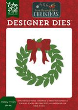 Holiday Wreath Die Set