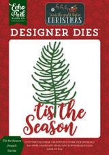 Tis the Season Branch Die Set