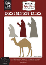 Three Wisemen & Camel Die Set