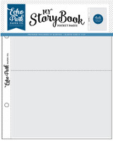 4x6 Pockets - 6x8 Pocket Page 25 Sheet Pack