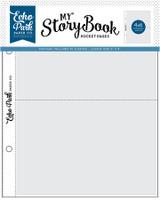 4x6 Pockets - 6x8 Pocket Page 50 Sheet Pack
