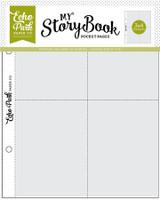 3x4 Pockets - 6x8 Pocket Page 50 Sheet Pack