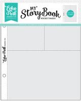 4x6/3x4 Pockets - 6x8 Pocket Page 25 Sheet Pack