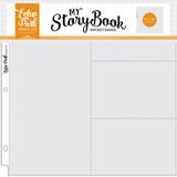 6x12/4x6 Pockets - 12x12 Pocket Page 25 Sheet Pack
