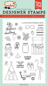 Better in Summer Stamp