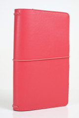 Coral Travelers Notebook