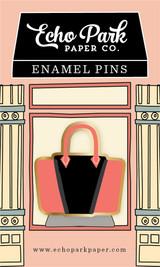 Handbag Enamel Pin