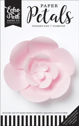 Small Light Pink Peony