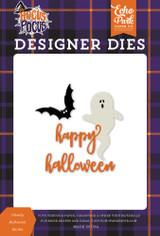 Ghostly Halloween Die Set