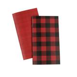 Red Buffalo Travelers Notebook Insert - Blank